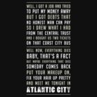 Atlantic City - Springsteen by Matt Haysom