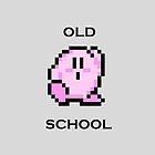 Old School Kirby by valelanz94