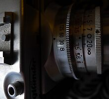 Voigtlander - Dark Art Machine! by rennaisance
