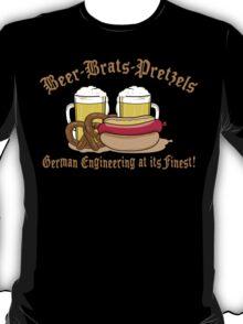 Funny German Engineering T-Shirt