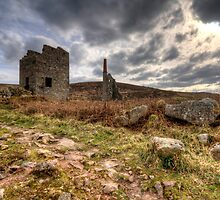CARN GALVER MINE by PlanetPenwith