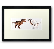 Napole-arm Complex Framed Print