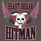 Wrestling: Heartbreak Hitman (Rq) w/o Tag by UberPBnJ