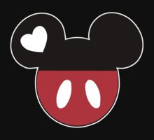 MICKEY HEAD by starone