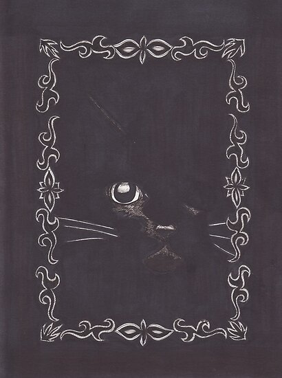 The Black Cat by Esther Green