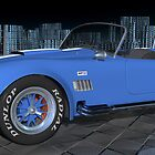 Shelby Cobra by Walter Colvin