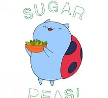 Sugar Peas! by Alexa Reyes