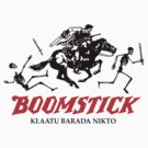 BOOMSTICK REPEATING ARMS!!  by PureOfArt