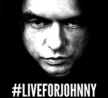 #LiveForJohnny by Jaybles