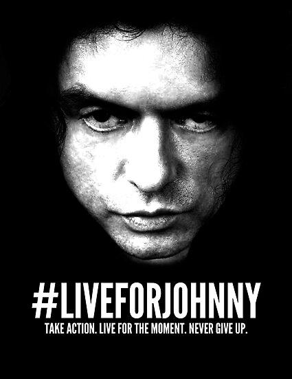 #LiveForJohnny by Jaybles