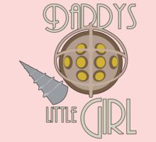 Daddys Little Girl  Kids Clothes
