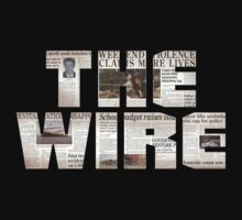 The Wire - HBO TV by Ngandeyar