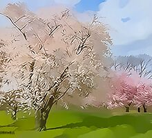 This is a Fine Spring Morning by Marilyn Cornwell