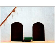 Sit down next to me  Photographic Print