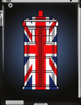 Dr Who - The Jack Tardis Pad by eyevoodoo