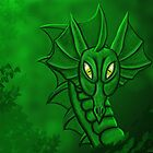 Forest Dragon by kenmo