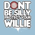 Don`t be silly cover your willie by viperbarratt