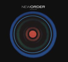 New Order Blue Monday by stitchesvegas
