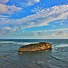 An Island, Port Campbell, Vic  by kenea