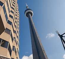 CN Tower by nickdeclercq
