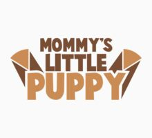 Mommy's little PUPPY by jazzydevil