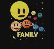 Solar System Family by jezkemp