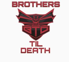 Brothers Til Death Outlaw Red by Brothers til Death