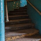 worn steps  by Matt-D-Allen