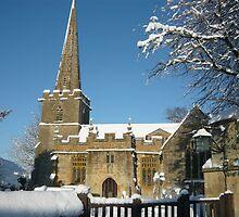 Stanton Church, Broadway, Worcestershire by Pumpkin27