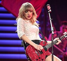 Taylor Swift Live  by gleviosa