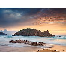 Boyeegther Beach Photographic Print
