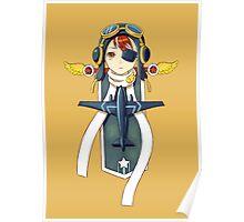 Pilot Banner Poster