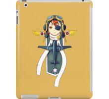 Pilot Banner iPad Case/Skin