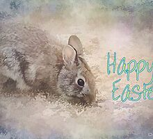 Happy Easter by Barbara Zuzevich