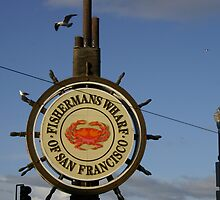 Fisherman's Wharf by HaLucyNation