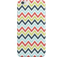 Colorful Classic Chevron Pattern iPhone Case/Skin