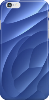 Blue Dune (for iPhone, iPod) by Lyle Hatch