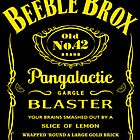 Pan Galactic Gargle Blaster by buzatron