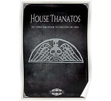 House of Thanatos Poster
