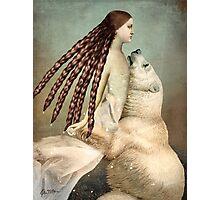 Schneeweißchen (Snow-White) Photographic Print