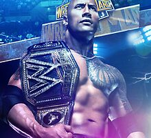 Main Event The Rock - Wrestlemania 29  by Bucky Sentry