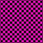 Checkerboard - Purple by chrishull