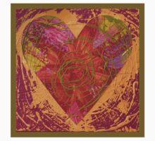 Spiral Heart by Cassandra Tondro