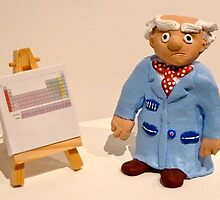 Professor Mulberry by Anna Budden