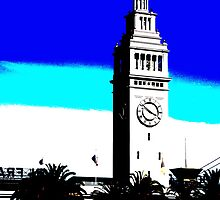Ferry Building #3 by AmishElectricCo
