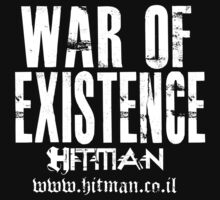 Hitman-War Of Existence by Braindead617