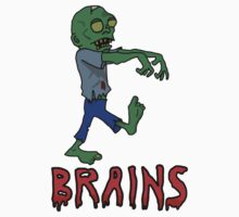 BRAINS!!! by nurmnurm