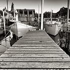 Stockton Moorings 3 by Michael Howard