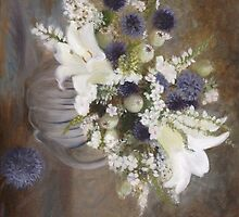 Flowers for Mum by HeidiMullender