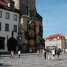 Astronomical Clock Prague by CreativMichelle